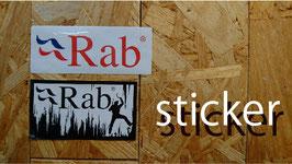Rab ステッカーセット