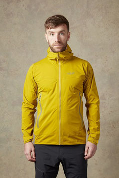 QFT-85 Kinetic Plus Jacket / Dark Sulphur