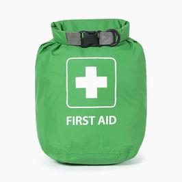 FAE-16-L   FIRST AID DRYBAG / Green / L