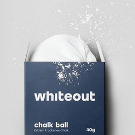 Whiteout Chalk ball 40g