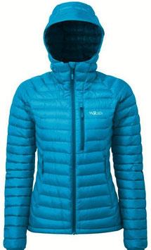 QDA-92 W's Microlight Alpine Jacket / Serenity