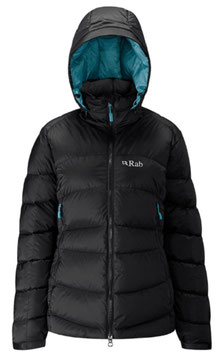 QDE-61 W's Ascent Jacket / Black