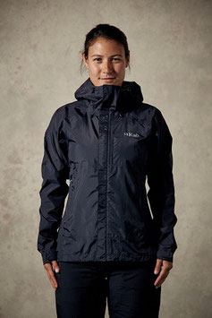 QWF-63 W's Downpour Jacket / Black