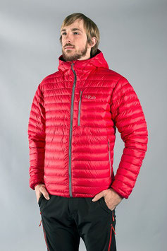 QDA-62 Microlight Alpine Jacket   /  Ricochet