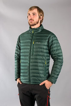 QDA-63 Microlight Jacket   /  Fir