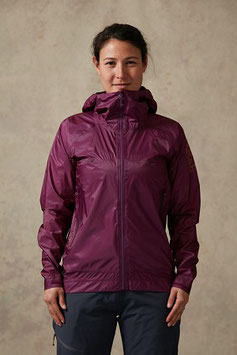 WQ-35 W's Flashpoint 2 Jacket / Berry