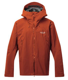 QWG-23 Kangri GTX Jacket / Red Clay