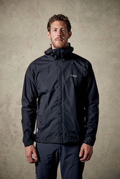 QWF-61 Downpour Jacket / Black