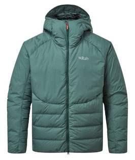 QDN-77 Infinity Light Jacket / Bright Arctic