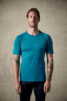 QBU-15 Merino +™ 120 Short Sleeve Tee / Amazon