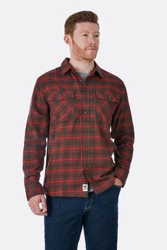 QCA-88 Cascade Shirt / Rootbeer