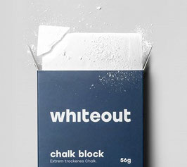 Whiteout Chalk block 56g