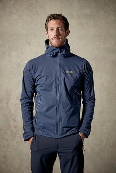 QFT-85 Kinetic Plus Jacket / Steel