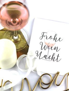 Frohe Wein Nacht