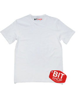 Мужская футболка | белая