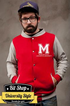 Бейсбольная куртка |  МГЛУ Московский государственный лингвистический университет
