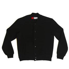 Женская колледж куртка | черная (ТОП)