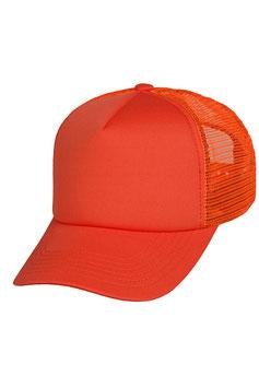 Пятипанельная однотонная полиэстер   | оранжевый