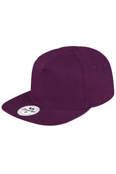 Пятипанельная двухцветная хлопковая     фиолетовый