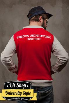 Бейсбольная куртка |  МАРХИ Московский архитектурный институт