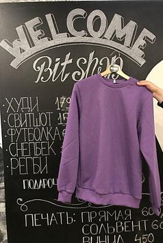 Женский свитшот | Фиолетовый