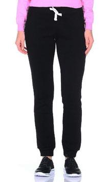 Женские спортивные штаны - черные