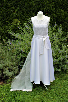 """Vintage Hochzeitskleid """"Johanna"""""""
