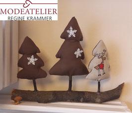 Dekoration Weihnachtsbäume - 3