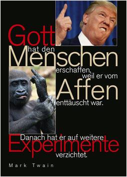 Menschen & Affen