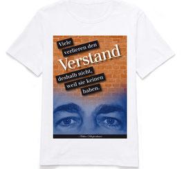 """T-Shirt """"Verstand"""""""