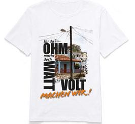 "T-Shirt ""Watt Ihr Volt"""