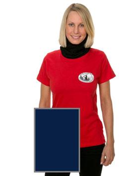 T-Shirt Frau, navyblau