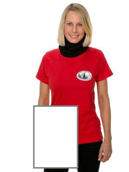 T-Shirt Frau, weiß