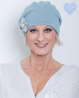 LOUISE – Beanie in powderblue