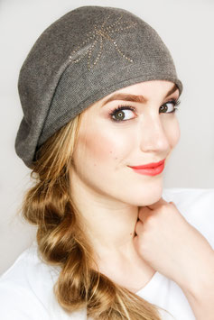 LOUISE – Beanie in tweed