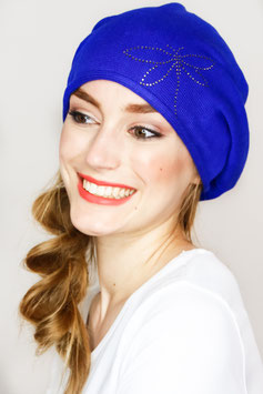 LOUISE – Beanie in delft