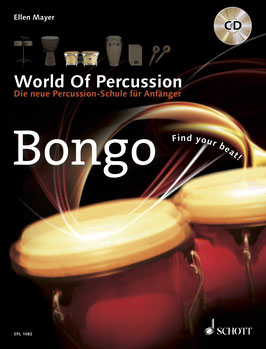 World Of Percussion Bongo