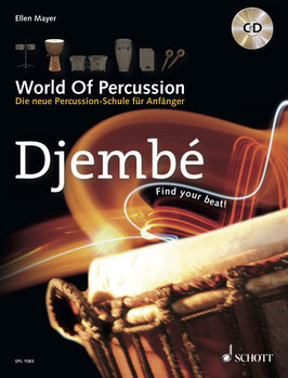 World Of Percussion Djembé