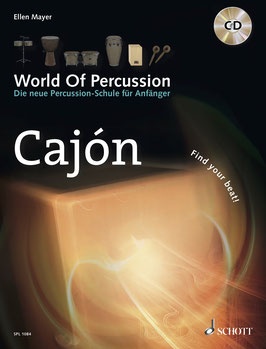 World Of Percussion Cajón