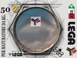 Filtro in acciaio inox lega per maturatore 50 kg.