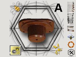 Elemento A -blocco di fissaggio-