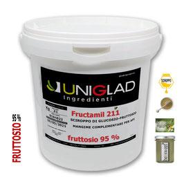 UniFrut 70-95 Fruttosio kg. 25