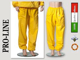 Pantalone da apicoltore in tela di cotone