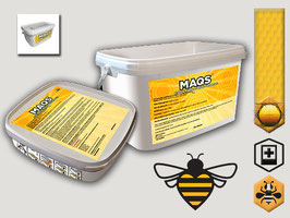 MAQS (Mite-Away ™ Strips Quick) bio-pesticida