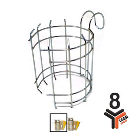 Protezione per affumicatore diametro cm. 8