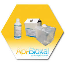 Api-Bioxal liquido ml. 5000 - pronto all'uso ! CON RUBUNETTO DOSATORE COMPRESO