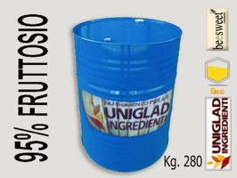 Fructamil 211 Fruttosio fusto kg. 280