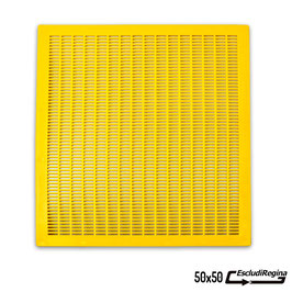Escludi Regina Plastica Pro 50x50 Yellow-arnia 12