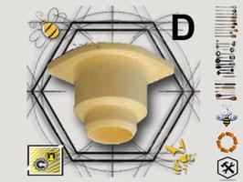 Elemento D -porta  cupolino-