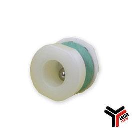 Boccola in nylon per smelatori manuali